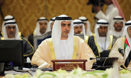 Sheik Saif bin Zayed Al Nahyan