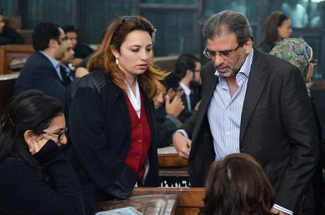 Khaled Youssef- Ragia Omran - Mona Seif