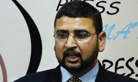 Sami Abu Zuhri, Hamas spokesperson