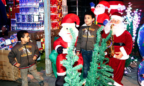 Why Copts celebrate Christmas on 7 January - Politics - Egypt ...