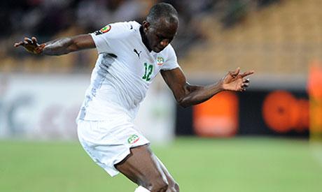 Mohamed Koffi of Burkina Faso