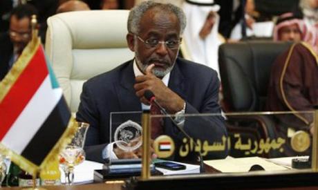 Sudan's Foreign Minister Ali Ahmed Karti