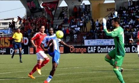 Ahly v Sewe Sport