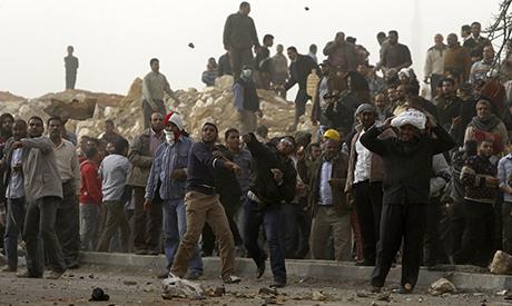 Moqattam clashes