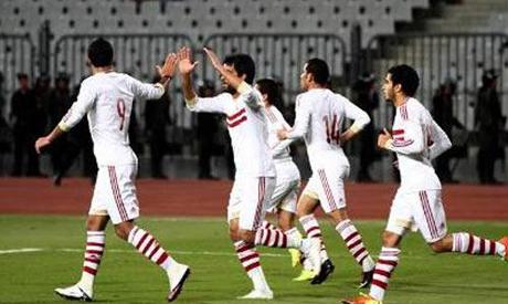 Match facts zamalek vs maqassa egyptian premier league for Abou hamed cuisine
