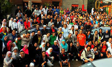 Photo: Cairo Runners