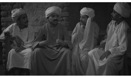 Al-Araba Al-Madfuna, 2011, Film still