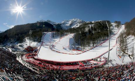 the 2014 Winter Olympics