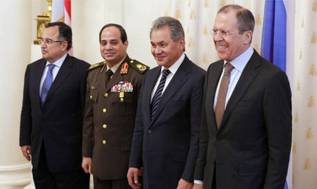 Egyptian- Russian Relations