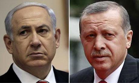 Netanyahu, Erdogan