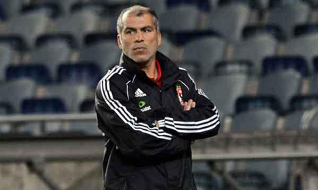 Ahly coach Mohamed Youssef