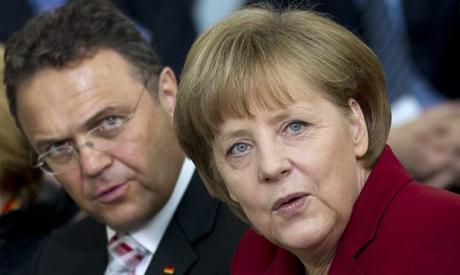 Merkel, Friedrich