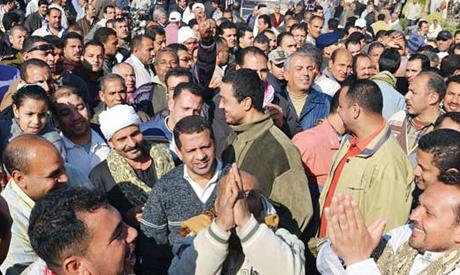 Mahalla workers strike day 9