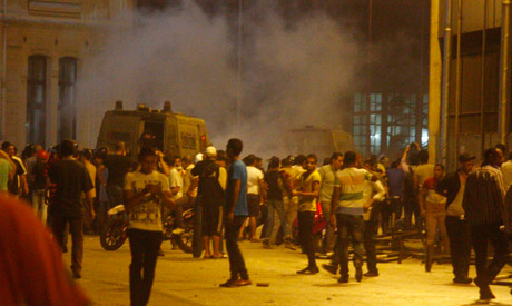 Ramsis clashes