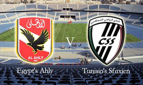 Ahly vs Sfaxien