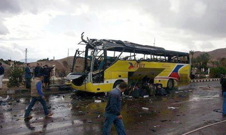 Egypt's tourism chamber to pay slain bus driver's family