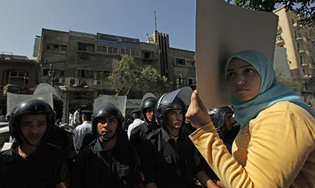 2010 cairo uni protests