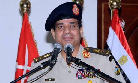 Field Marshal Abdel-Fattah El-Sisi