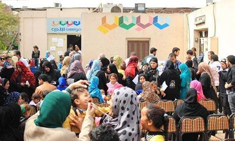 Neby HQ in Manshiyat Nasser