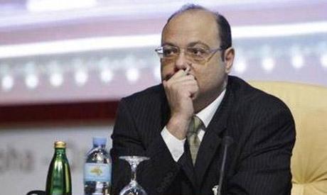 Finance Minister Hany Kadry Damian