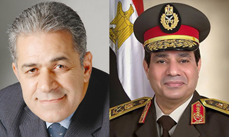 Sabahi and El-Sisi