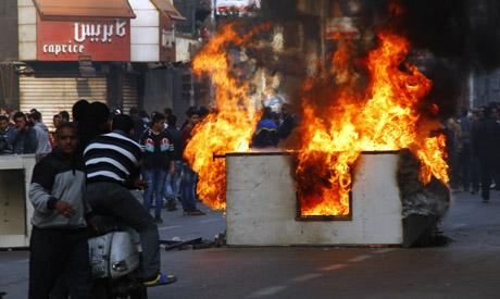 25 jan clashes
