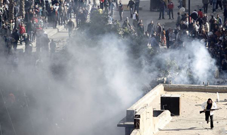 25 jan 2011 Suez clashes