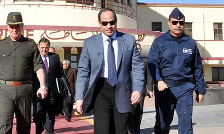 Fattah al-Sisi