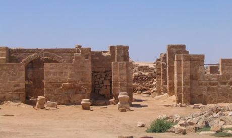 St.Mena basilica