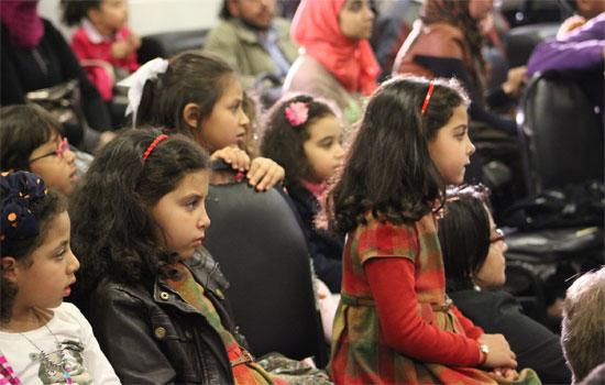 audience Hakawy