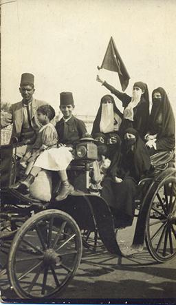 women in 1919 revolution
