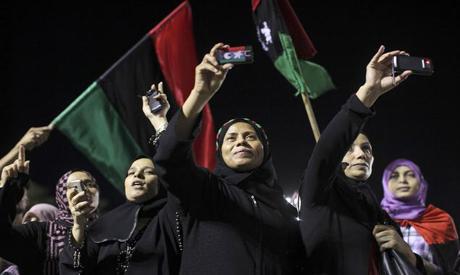 Arab Spring Women