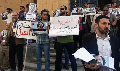 100 days of Alaa Abdel-Fattah