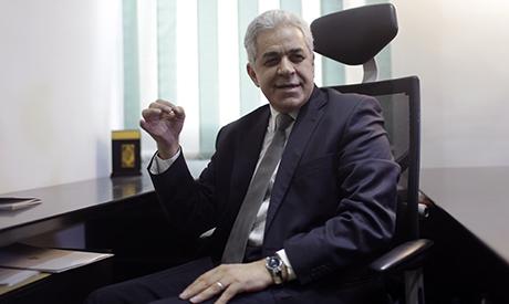 Leftist presidential candidate Hamdeen Sabahi