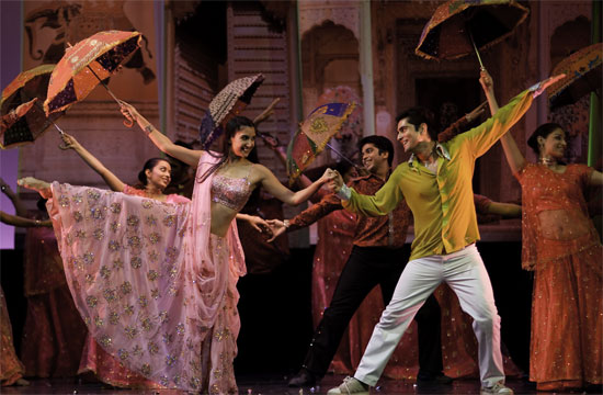 Bollywood musical