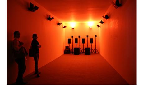 Installation at Hassan Khan