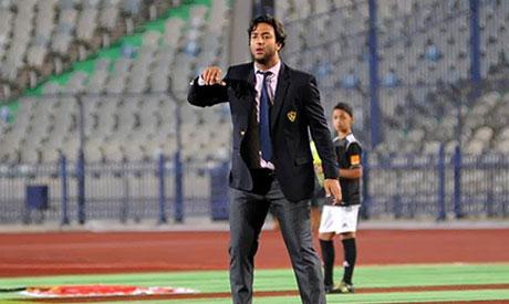"Zamalek coach Ahmed Hossam ""Mido"""