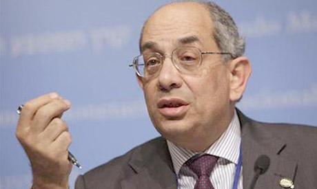 former finance minister Youssef Boutros Ghali