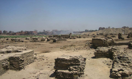 El-Fustat Archaeological site