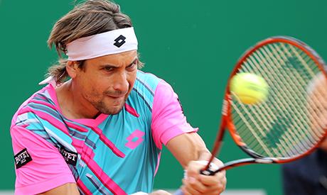 David Ferrer of Spain