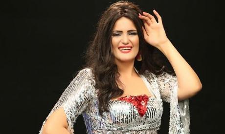 Belly dancer Sama El-Masry