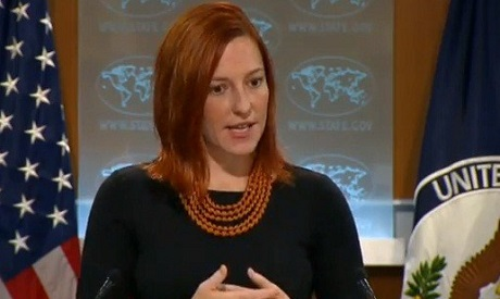 State Department spokesperson Jen Psaki  (Photo: Reuters)