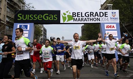 international Belgrade Marathon
