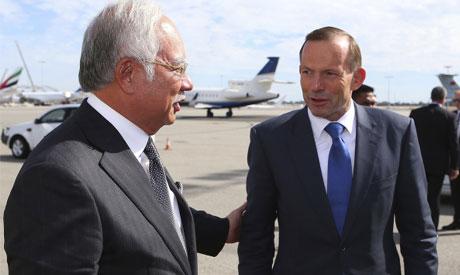 Razak, Abbott