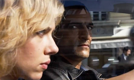 Amr Waked Acts Alongside Scarlett Johansson And Morgan Freeman In