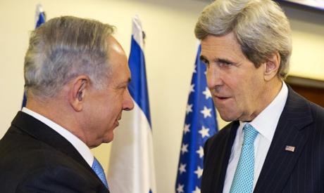 Netanyahu, Kerry