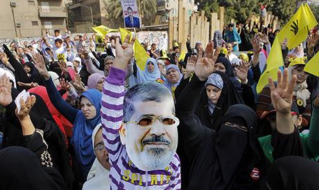 Pro Morsi