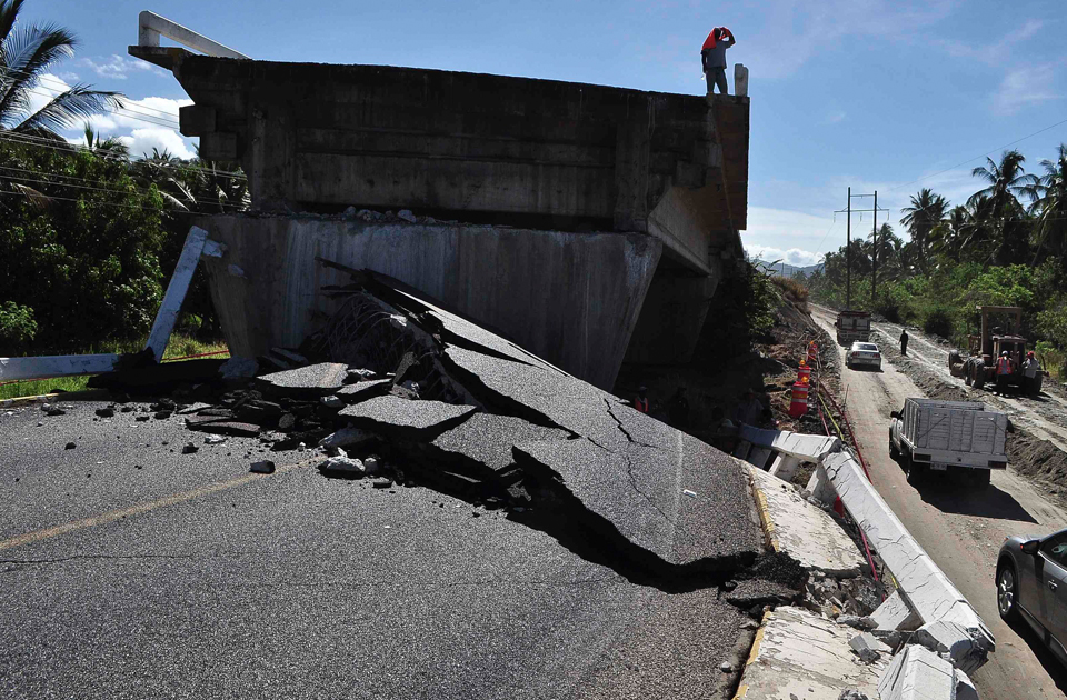 ... GALLERY: Earthquake shakes Mexico City - Multimedia - Ahram Online