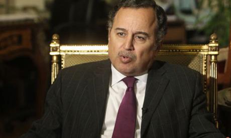 Egyptian Foreign minister Nabil Fahmy