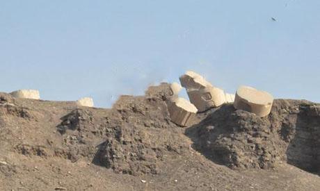 Hod zeleikha archaeological site